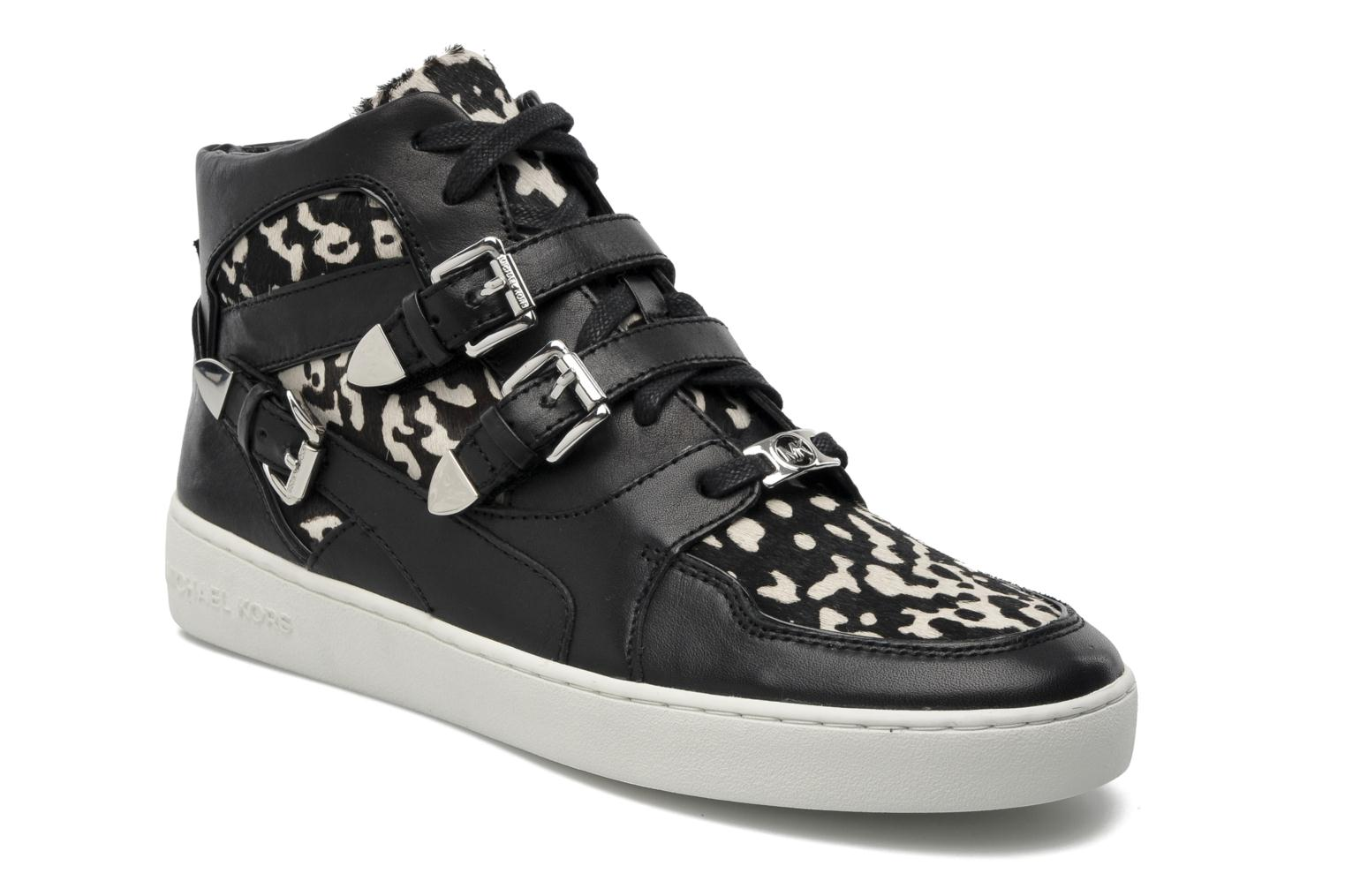 Robin High Top WHITE & BLACK