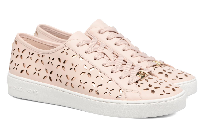 Sneakers Michael Michael Kors Keaton Sneaker Roze 3/4'