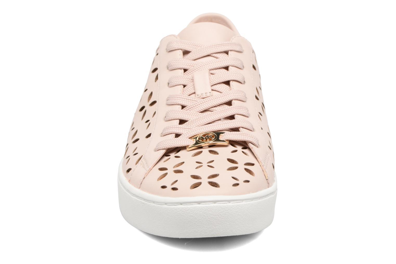 Sneaker Michael Michael Kors Keaton Sneaker rosa schuhe getragen