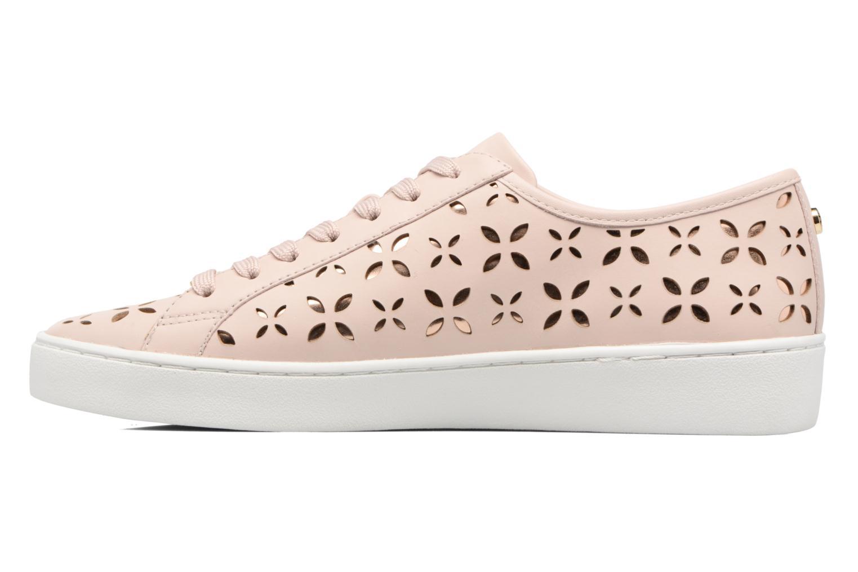 Sneaker Michael Michael Kors Keaton Sneaker rosa ansicht von vorne