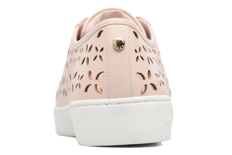 Sneaker Michael Michael Kors Keaton Sneaker rosa ansicht von rechts
