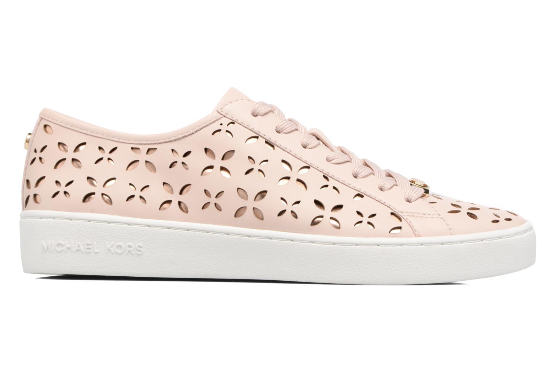 Sneaker Michael Michael Kors Keaton Sneaker rosa ansicht von hinten