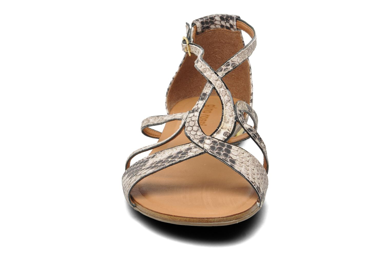 Sandales et nu-pieds Gino Rossi Ella Multicolore vue portées chaussures