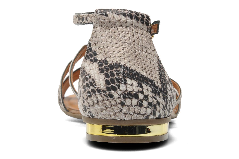 Sandales et nu-pieds Gino Rossi Ella Multicolore vue droite