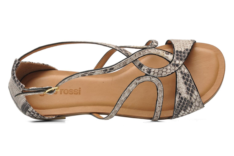 Sandales et nu-pieds Gino Rossi Ella Multicolore vue gauche