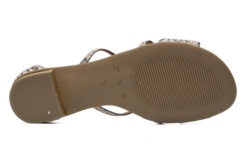 Sandales et nu-pieds Gino Rossi Ella Multicolore vue haut