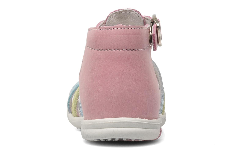 Sandalen Bopy BAMBI rosa ansicht von rechts
