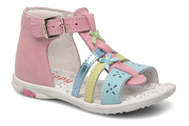 Sandalen Bopy BAMBI rosa detaillierte ansicht/modell