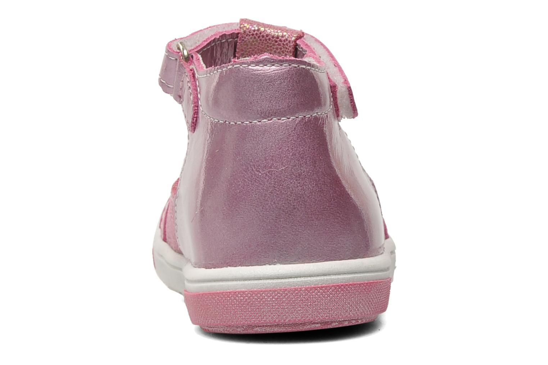 Sandalen Bopy BIJOU Roze rechts