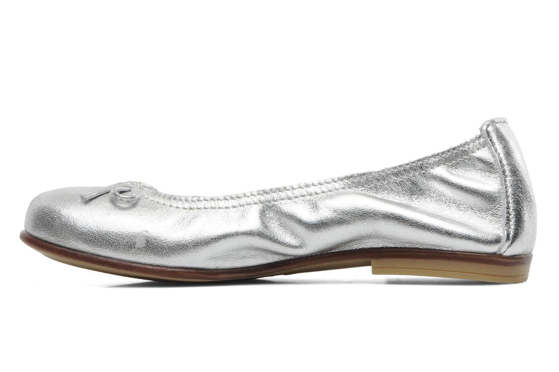 Ballerina's Bopy SACALA Zilver voorkant