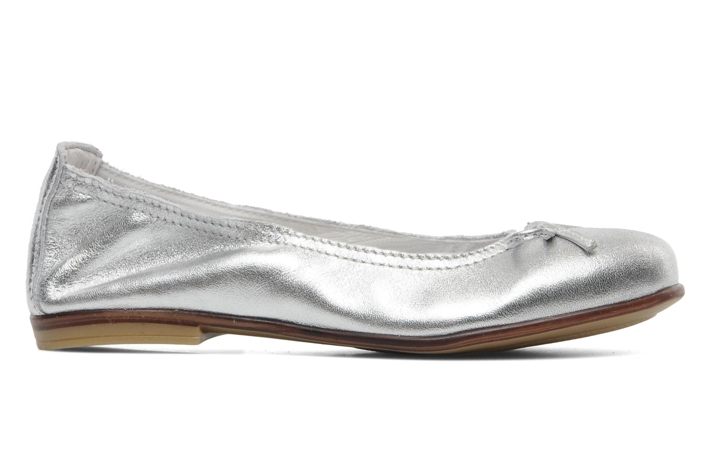 Ballerina's Bopy SACALA Zilver achterkant