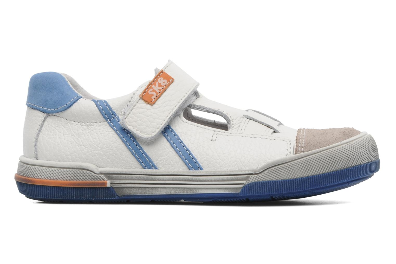 Sneakers Bopy VESSAT Wit achterkant