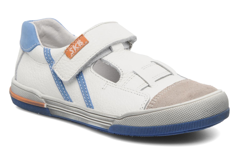 Sneakers Bopy VESSAT Wit detail