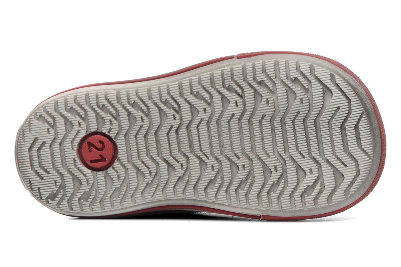 Sneaker Bopy ZECLAIR rot ansicht von oben