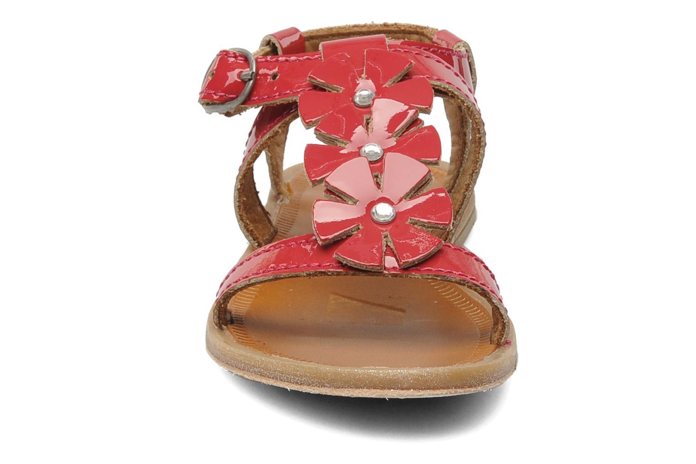 Sandales et nu-pieds Bisgaard Raspob Rose vue portées chaussures