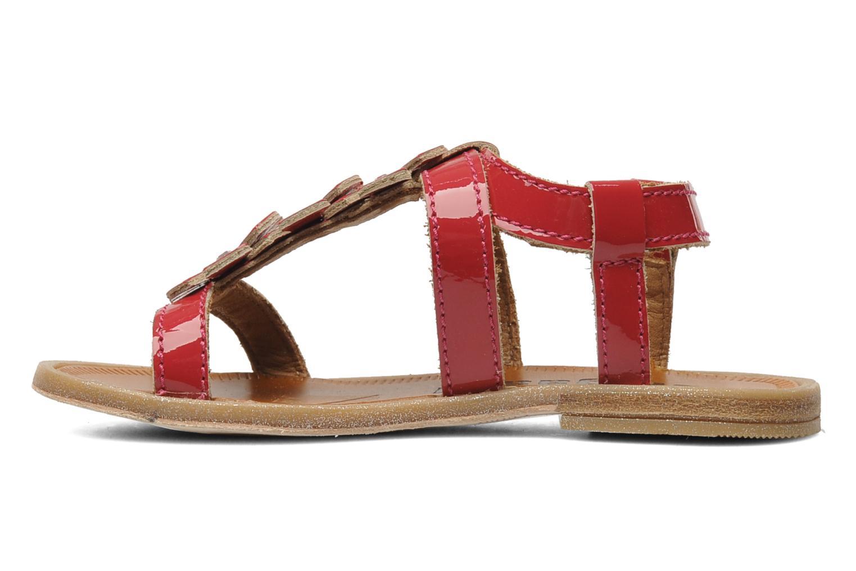 Sandales et nu-pieds Bisgaard Raspob Rose vue face