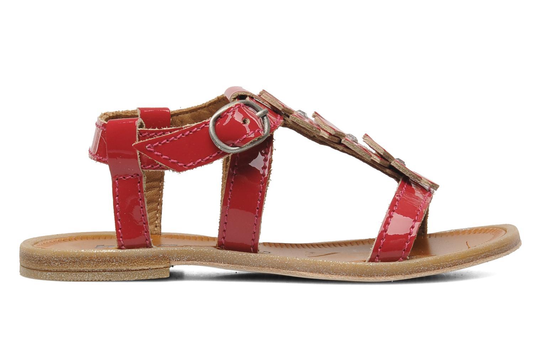 Sandales et nu-pieds Bisgaard Raspob Rose vue derrière