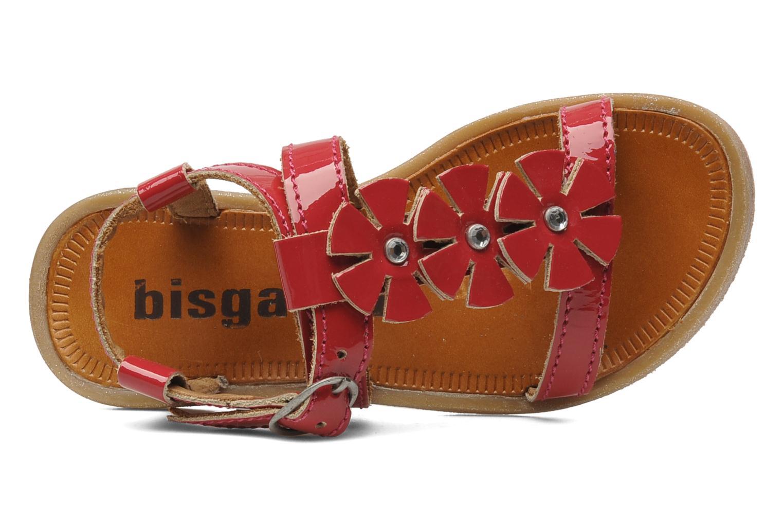 Sandales et nu-pieds Bisgaard Raspob Rose vue gauche
