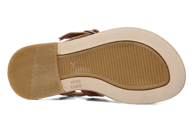 Sandales et nu-pieds Bisgaard Raspob Rose vue haut