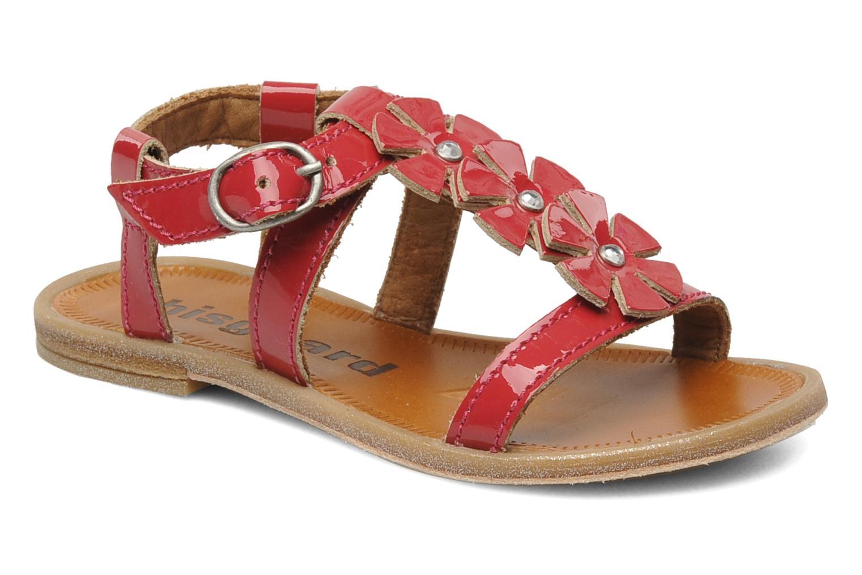 Sandales et nu-pieds Bisgaard Raspob Rose vue détail/paire