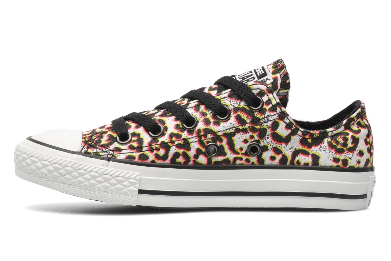 Sneaker Converse Chuck Taylor All Star Animal Print Ox K mehrfarbig ansicht von vorne