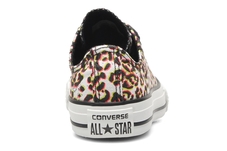 Sneaker Converse Chuck Taylor All Star Animal Print Ox K mehrfarbig ansicht von rechts