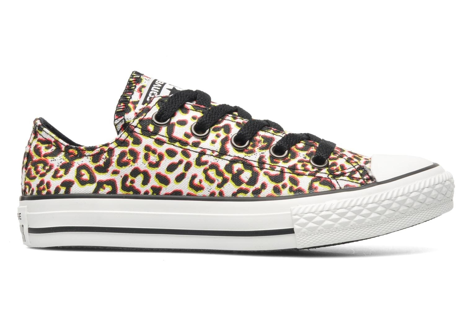 Sneakers Converse Chuck Taylor All Star Animal Print Ox K Multicolor achterkant