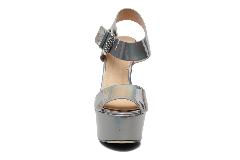 Sandales et nu-pieds La Strada Kai Gris vue portées chaussures