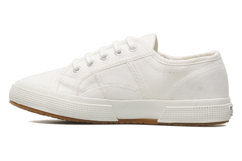 Sneaker Superga 2750 J Cotu Classic weiß ansicht von vorne