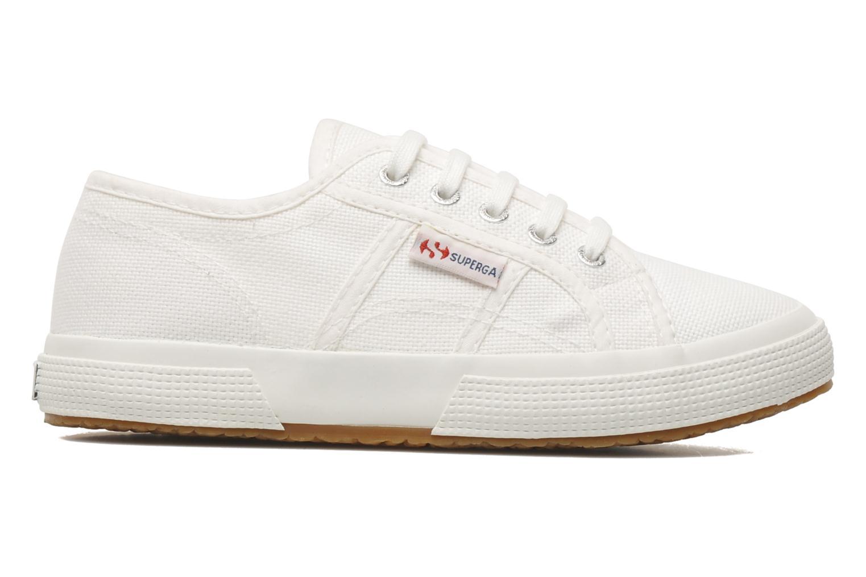 Sneakers Superga 2750 J Cotu Classic Vit bild från baksidan