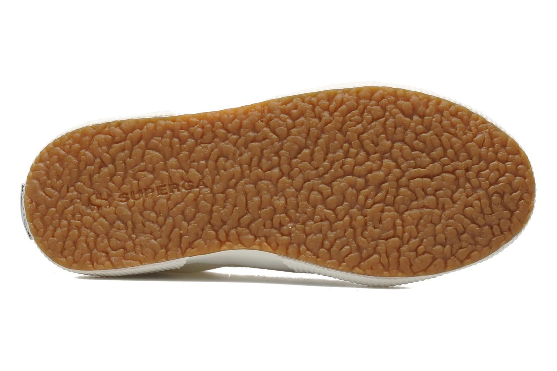 Sneaker Superga 2750 J Cotu Classic weiß ansicht von oben