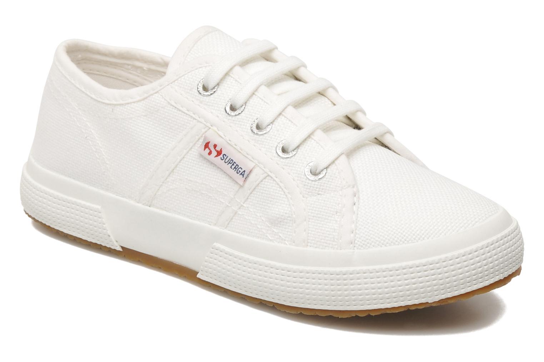 Sneaker Superga 2750 J Cotu Classic weiß detaillierte ansicht/modell