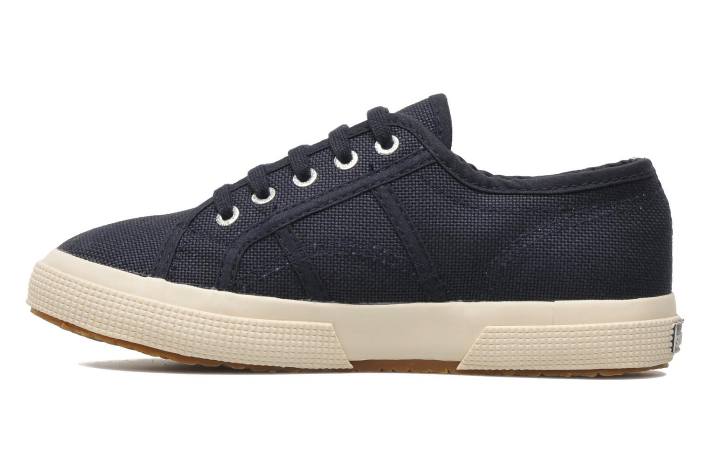 Sneakers Superga 2750 J Cotu Classic Blå se forfra