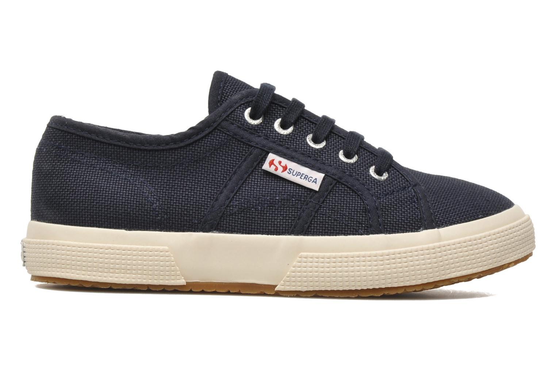 Sneakers Superga 2750 J Cotu Classic Blå bild från baksidan