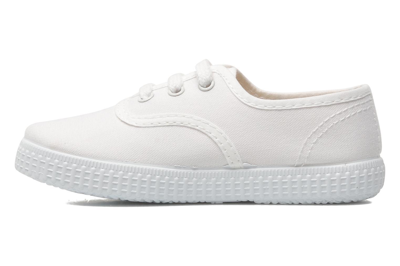 Sneakers Victoria Inglesa Lona Wit voorkant