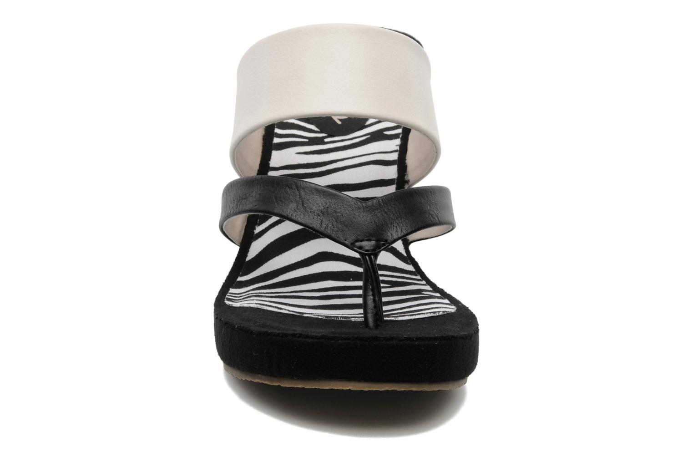 Clogs & Pantoletten Skechers Modiste 38332 schwarz schuhe getragen