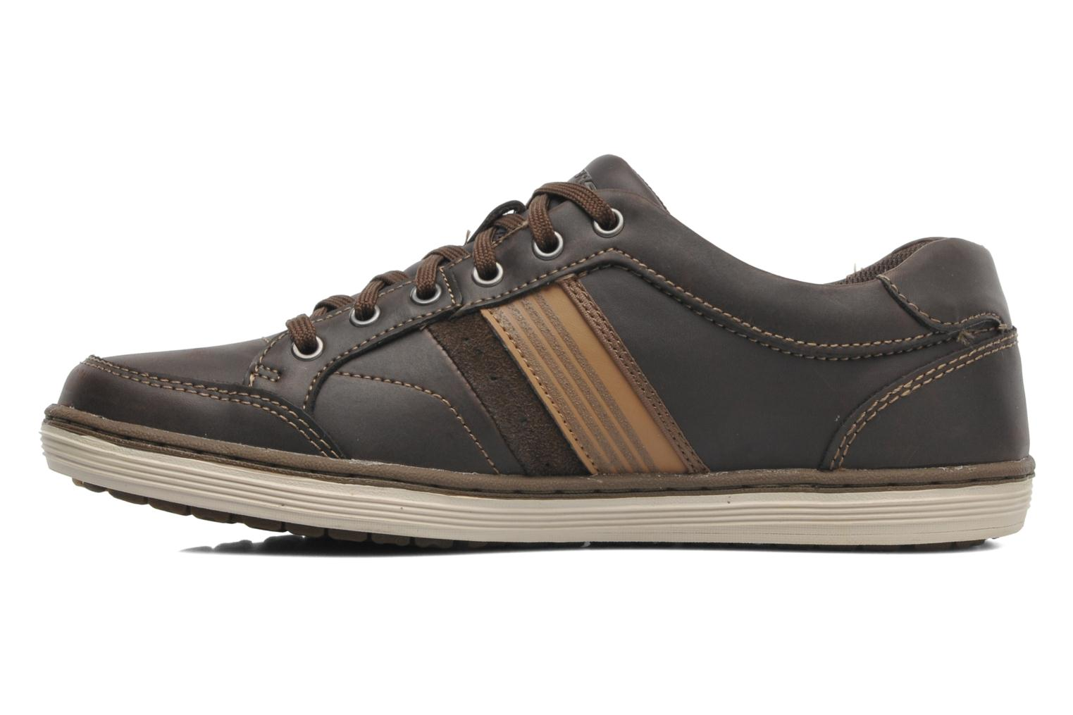 Trainers Skechers Sorino Duarte 64060 Brown front view