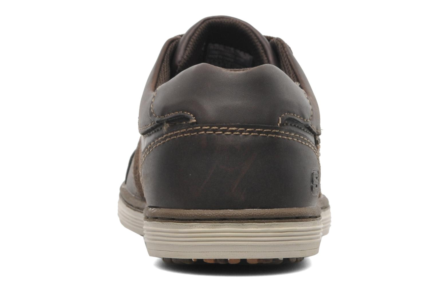 Trainers Skechers Sorino Duarte 64060 Brown view from the right