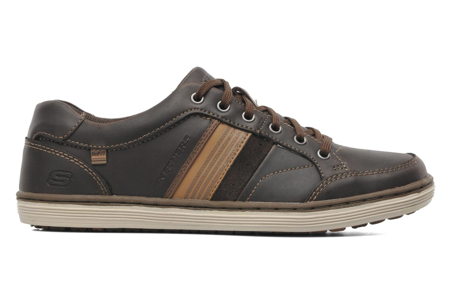 Trainers Skechers Sorino Duarte 64060 Brown back view