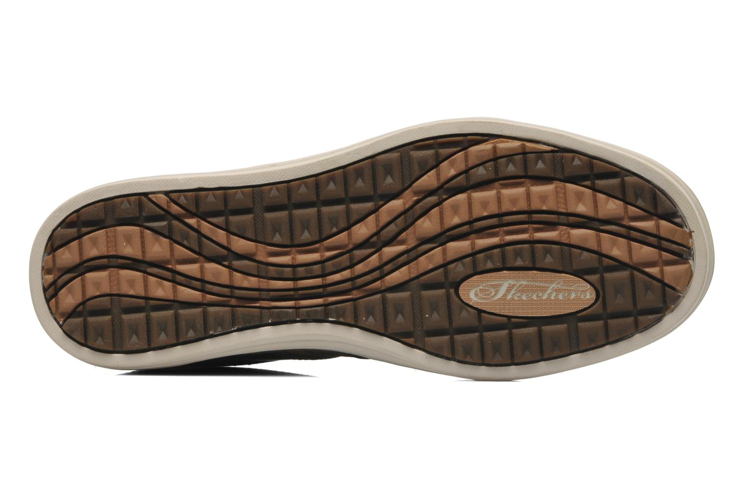 Trainers Skechers Sorino Duarte 64060 Brown view from above