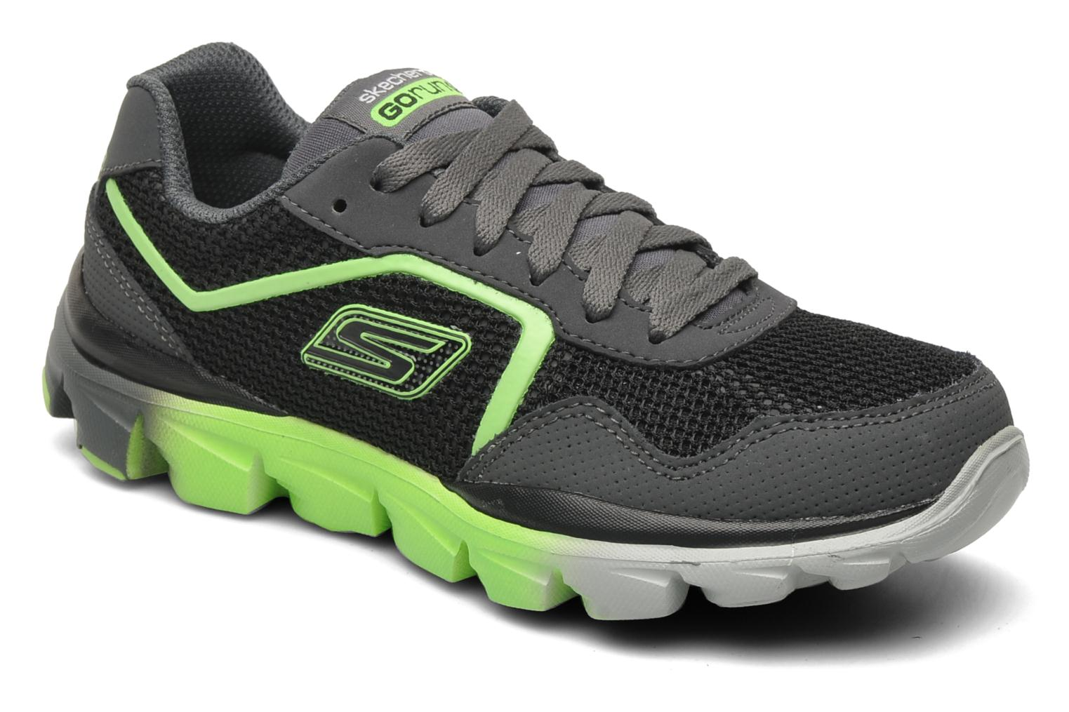 Sneakers Skechers GO Run Ride-Supreme Zwart detail