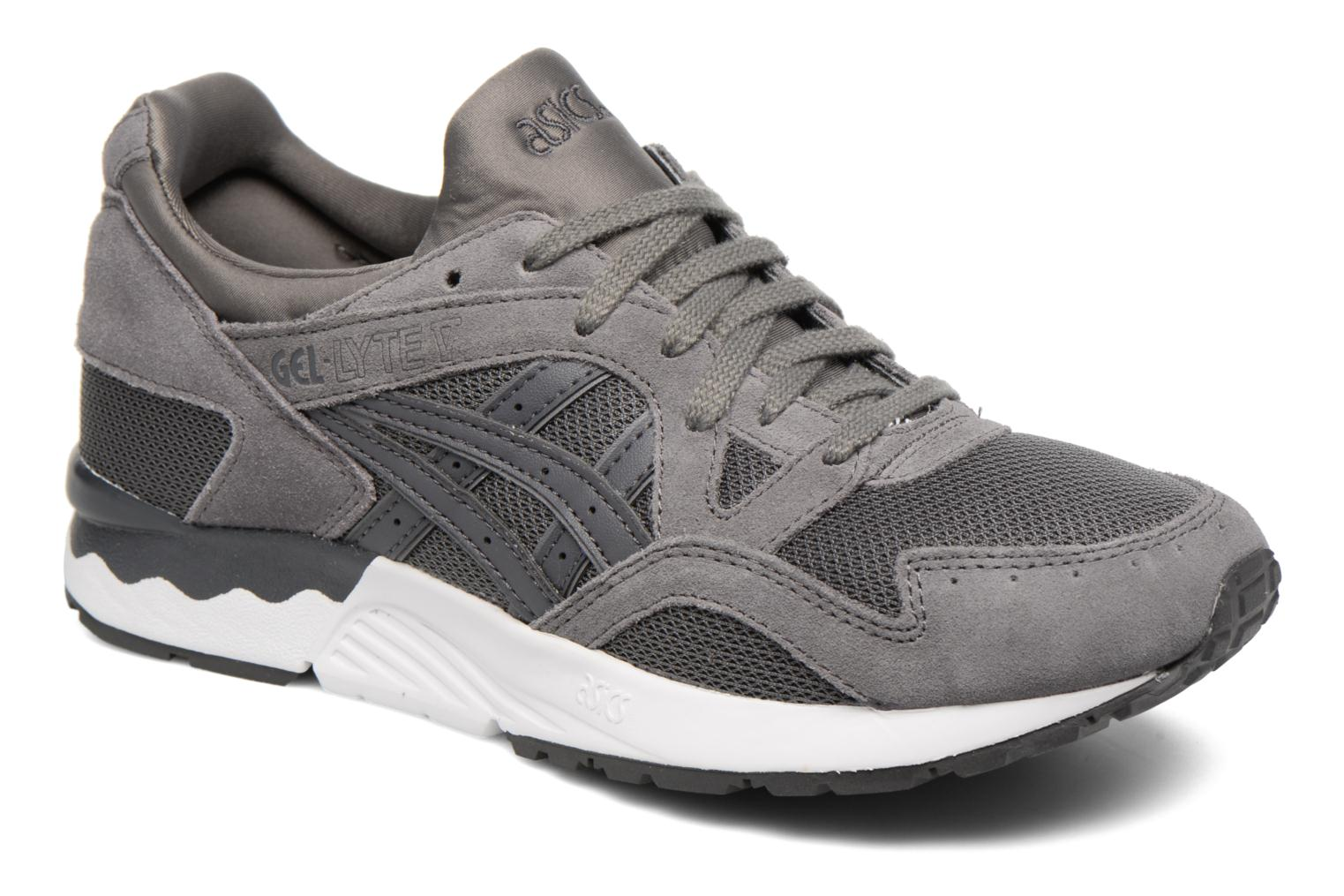 Trainers Asics Gel-Lyte V Grey detailed view/ Pair view