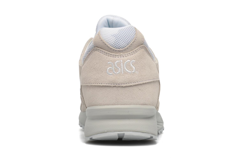 Sneakers Asics Gel-Lyte V Wit rechts