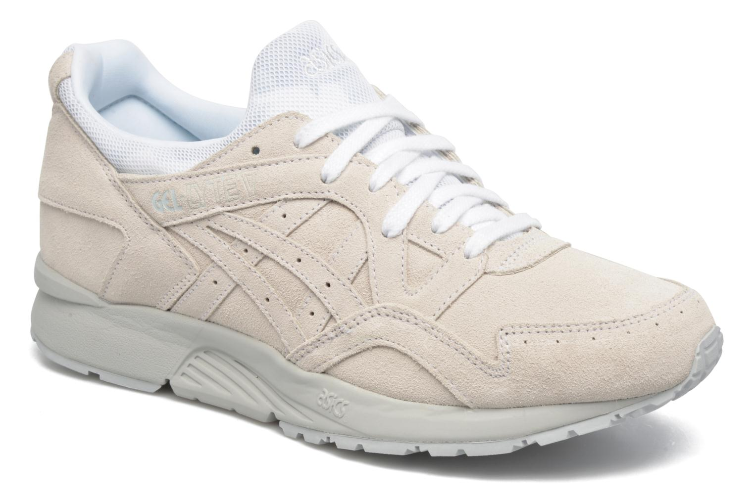 Trainers Asics Gel-Lyte V White detailed view/ Pair view