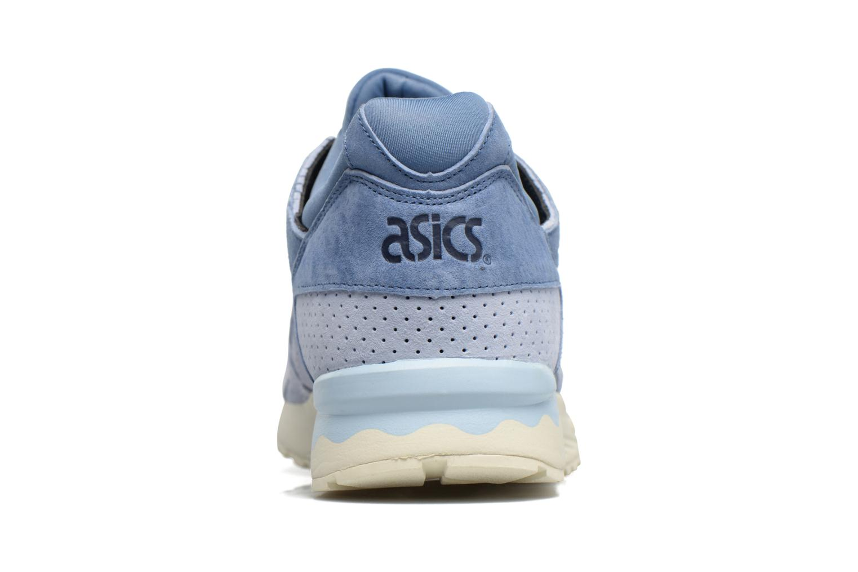 Baskets Asics Gel-Lyte V Bleu vue droite