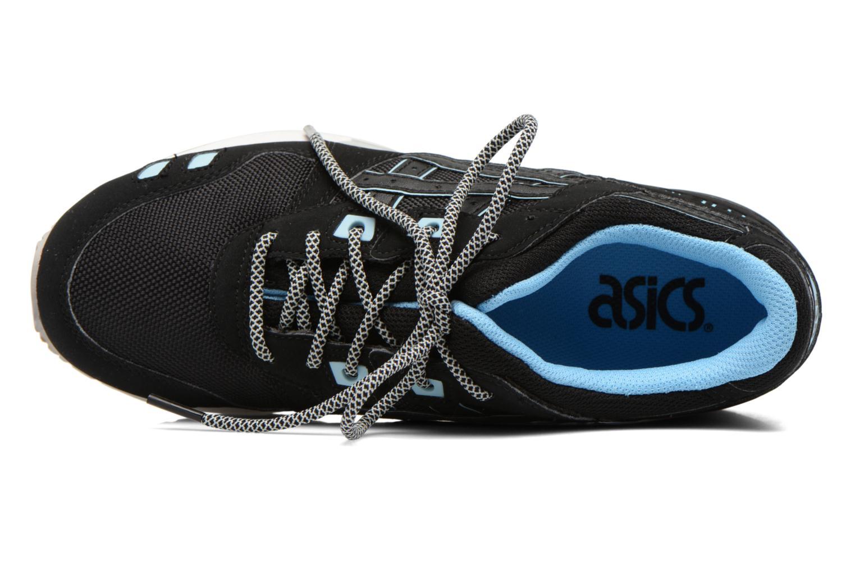 Sneaker Asics Gel-Lyte III W schwarz ansicht von links
