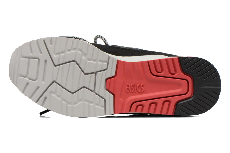 Sneaker Asics Gel-Lyte III W schwarz ansicht von oben
