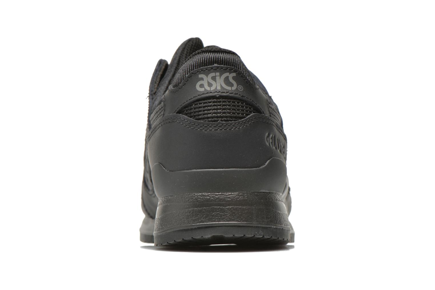 Trainers Asics Gel-Lyte III W Black view from the right
