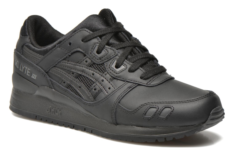 Gel-Lyte III W Black1/Black