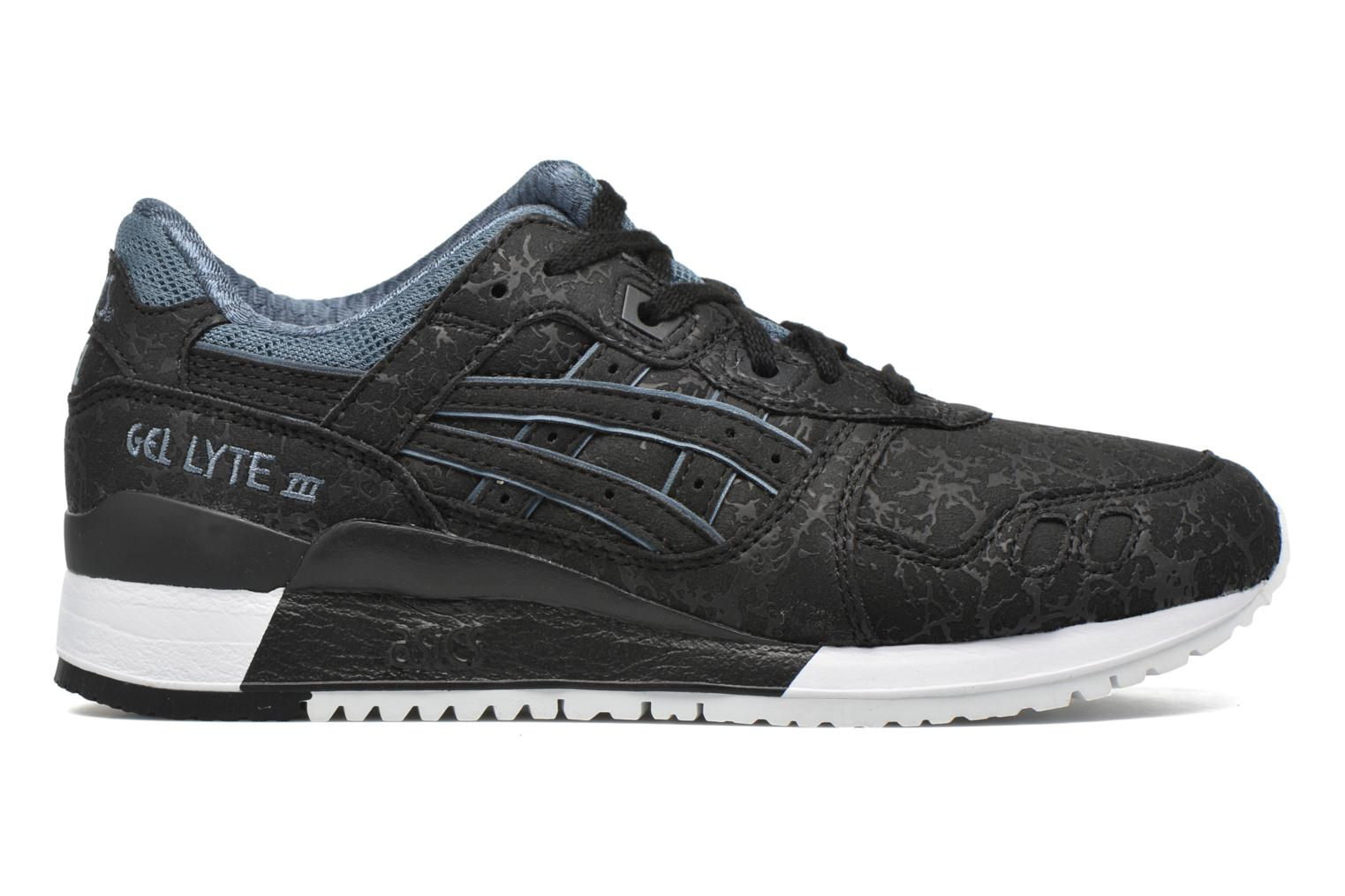 Trainers Asics Gel-Lyte III W Black back view